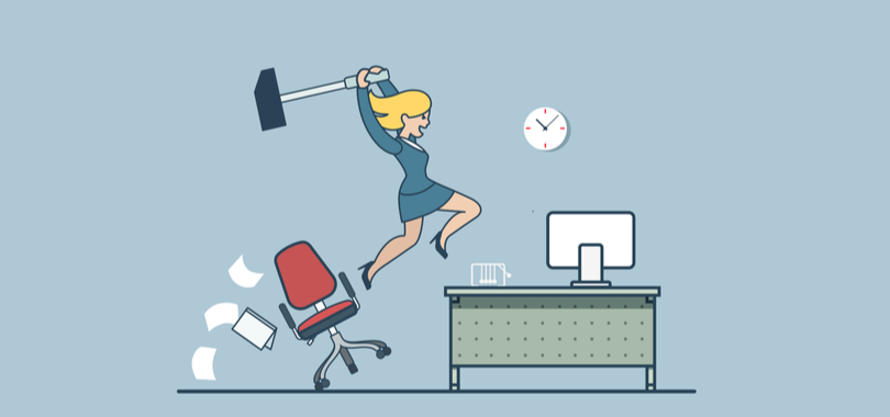 Why college grads shouldn't fear quitting their first jobs | TheJobNetwork